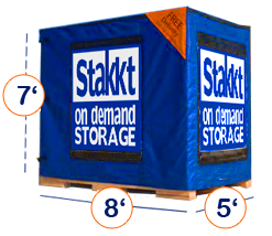 stakkt storage unit